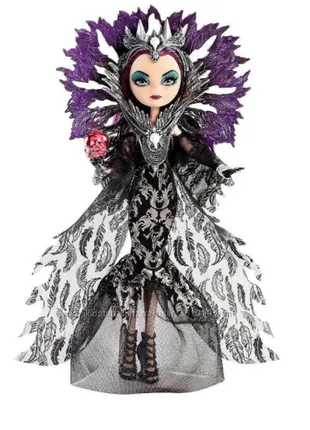 Коллекционная кукла Евер афтер Хай Raven Queen