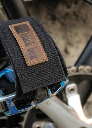 Вело стрепы straps на педали фикс, Fixed Gear MTB шоссе контакты