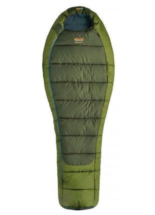 Спальний мішок pinguin comfort 185 green right zip png 215.185...
