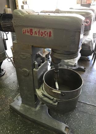 Миксер МПВ-40, ручной подъем дижи б/у