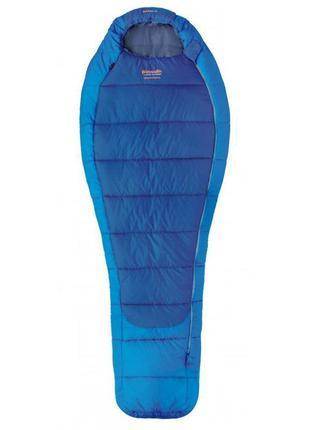 Спальний мішок pinguin comfort 195 blue right zip png 215.195....