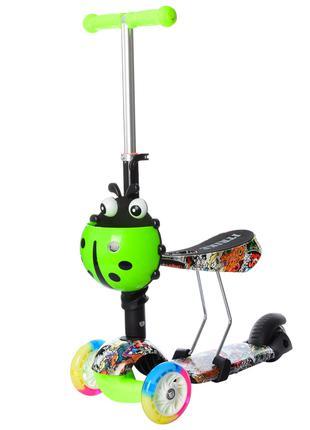 Детский самокат-беговел iTrike JR 3-054C (Разные цвета)