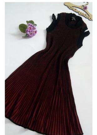 Платье 48 размер вечернее миди весеннее  крутое нарядное новое
