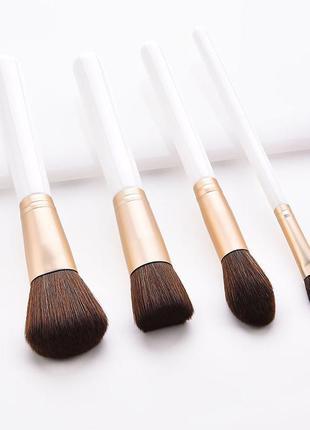 Набор кистей для макияжа 4 штуки