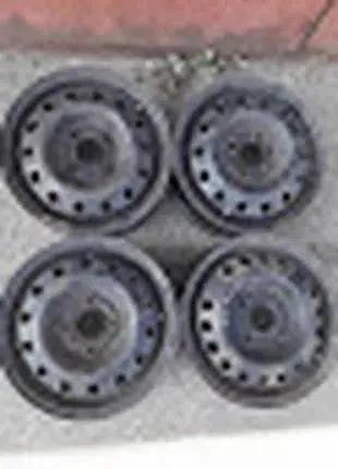 Диски 4×100 R13-14 Daewoo, Chevrolet Шевроле Авео, Спарк, Равон