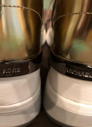 Сникерсы туфли-кроссовки женские Michael Kors