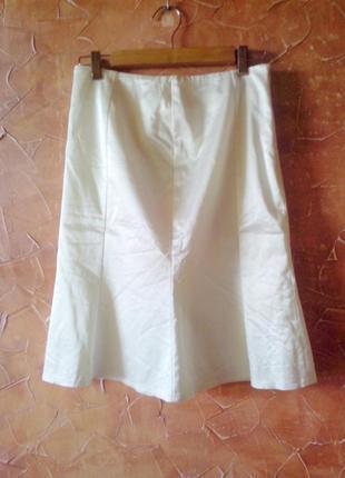 Элегантная юбка молочного цвета от nicowa
