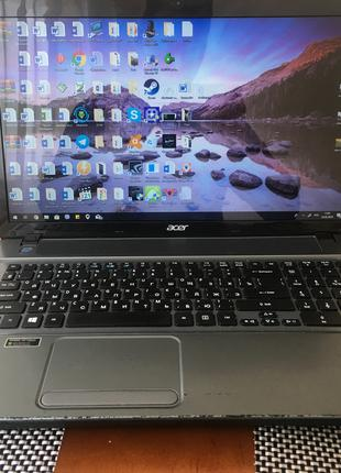 Ноутбук acer aspire e1 771g