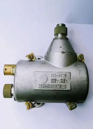 КП 4716 27v2A Катушка зажигания