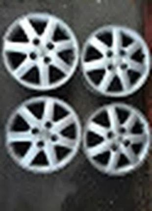 Диски Chevrolet оригинал R16 4x114,3 epica evanda lacetti tacuma