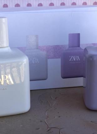 Духи zara femme /twilight mauve / парфюм /туалетная вода/парфуми