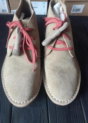 Мужские ботинки seavees