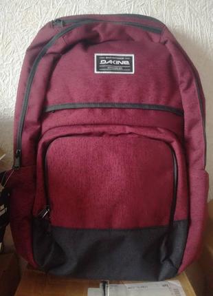 Оригинальный рюкзак dakine  campus dlx