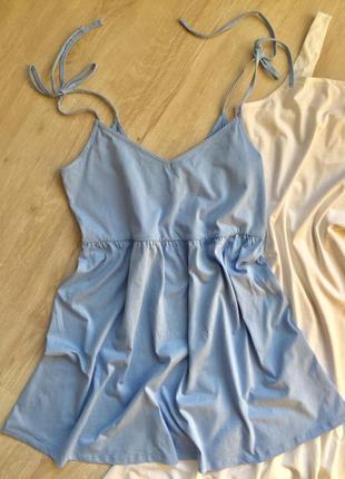 Платье короткое платье летнее платье