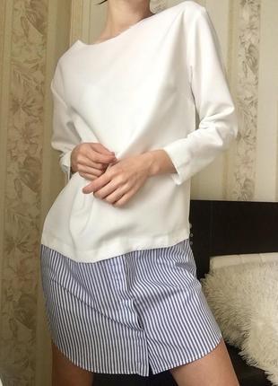 Рубашка белая платье asos платье рубашка