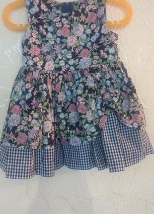 Платье 1,5-2 г ( 92 см)