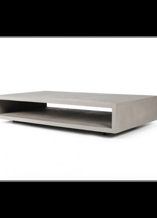 Кофейный стол из бетона