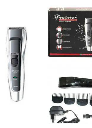 Машинка для стрижки волос GM-6092
