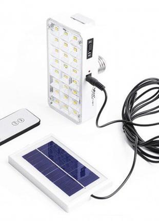 Энергосберегающая светодиодная лампа с аккумулятором