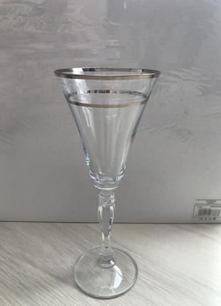 Фужери для шампанского bohemia