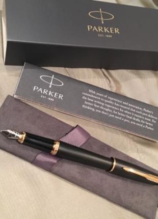 Ручка Parker Urban перо