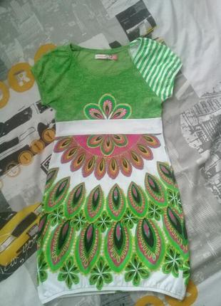 Сарафан /платье desigual индия