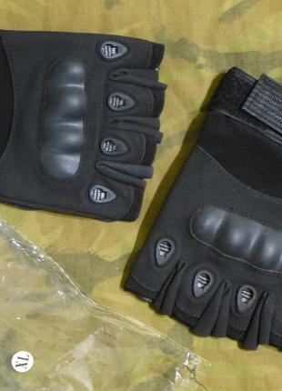 перчатки беспалые Oakley