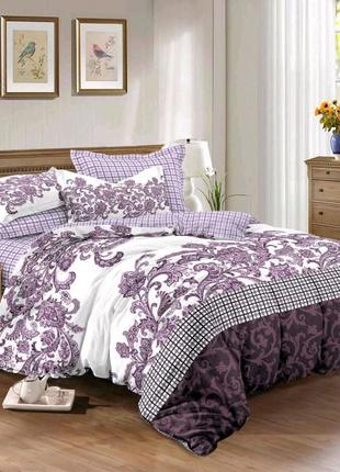 Комплект постельного белья из ткани ранфорс, 100% хлопок