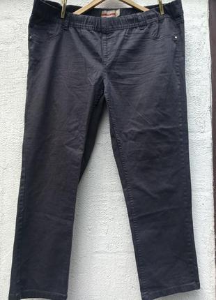 Стильные джеггинсы стрейч , джинсы, скини janina 56-58
