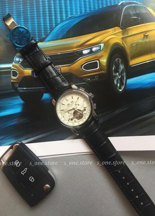 Patek philippe, механические мужские часы