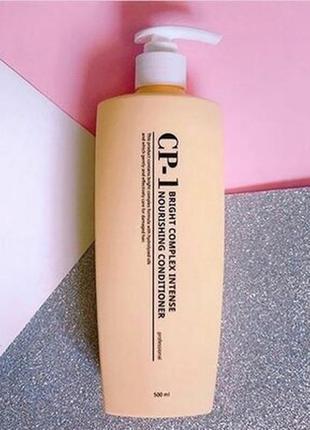 Протеиновый шампунь для волос esthetic house cp-1 bс intense n...
