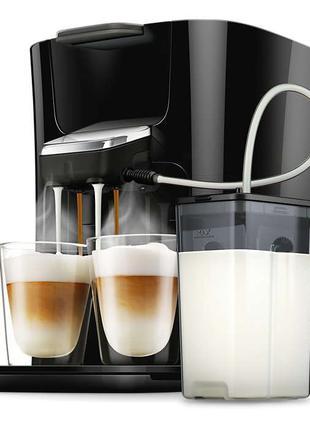 Кофемашина Philips Senseo Latte Duo Plus HD6570/60, кофеварка