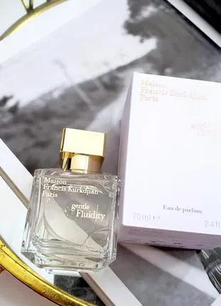 Maison Francis Kurkdjian gentle Fluidity Gold _Оригин 3 мл затест