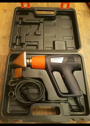 Технический фен Sparky HAG 1600