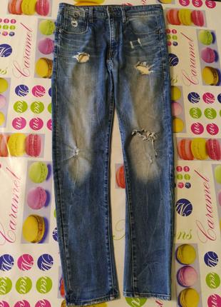 Брендовые джинсы g-star
