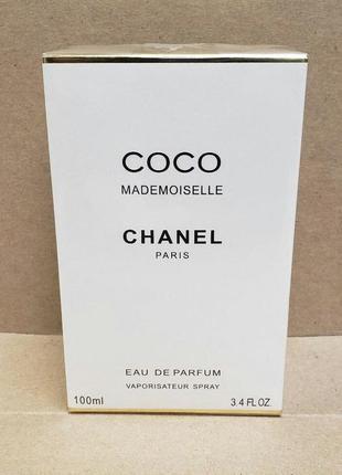 Chanel coco mademoiselle оригинал новый