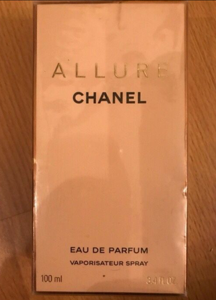 Chanel allure edp оригинал