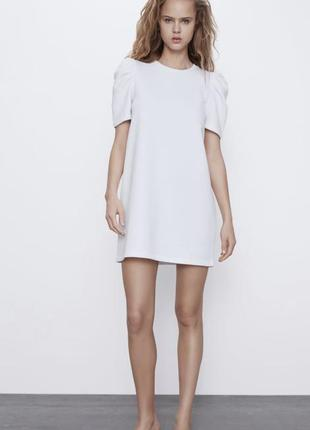 Новое платье zara размер m