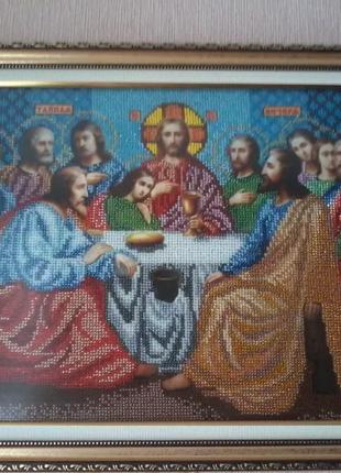 Картини чеським бісером