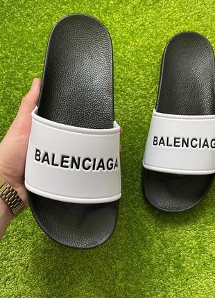 Мужские тапки Balenciaga