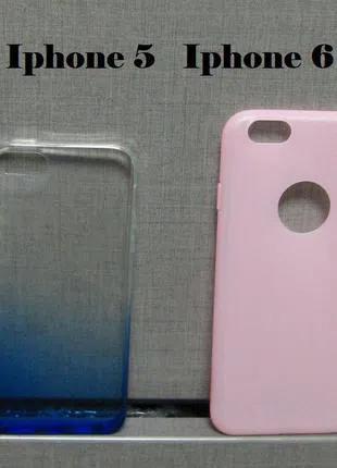 Чехол iPhone 6 6s и iPhone 5. Новый!