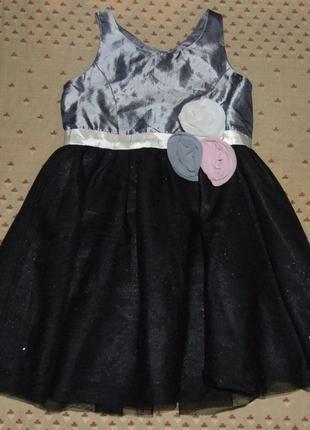 Платье нарядное 2-3 года