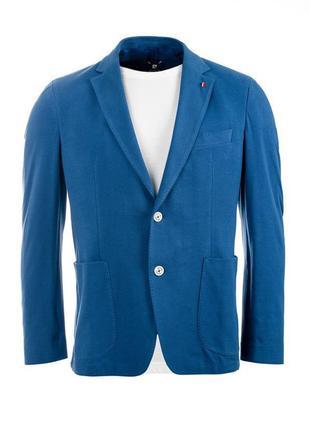 Новый хлопковый пиджак pierre cardin