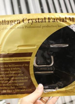Гидрогелевая маска с коллагеном