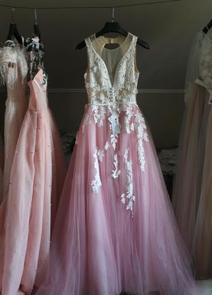 Вечернее платье \ Платье на выпускной