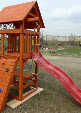 Детские площадки. Качели.