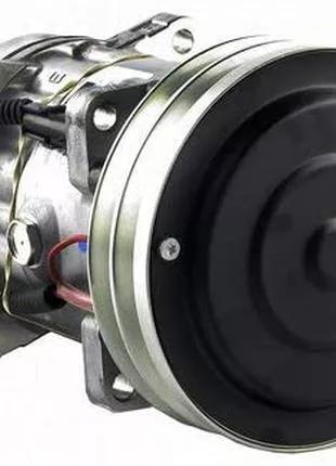 Компрессор кондиционера Case, New Holland, Massey Ferguson 152mm,
