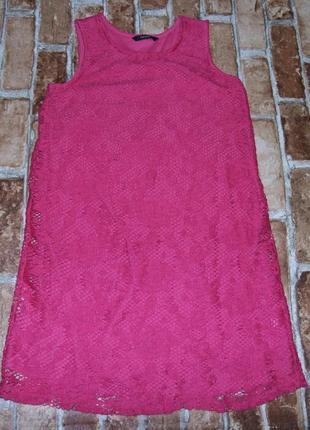 Платье кружевное 9-10лет джорж