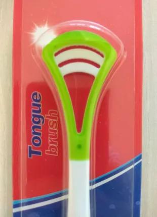 tongue brush чистка языка