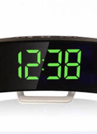 """Электронные настольные часы с диодной подсветкой """"6507"""""""